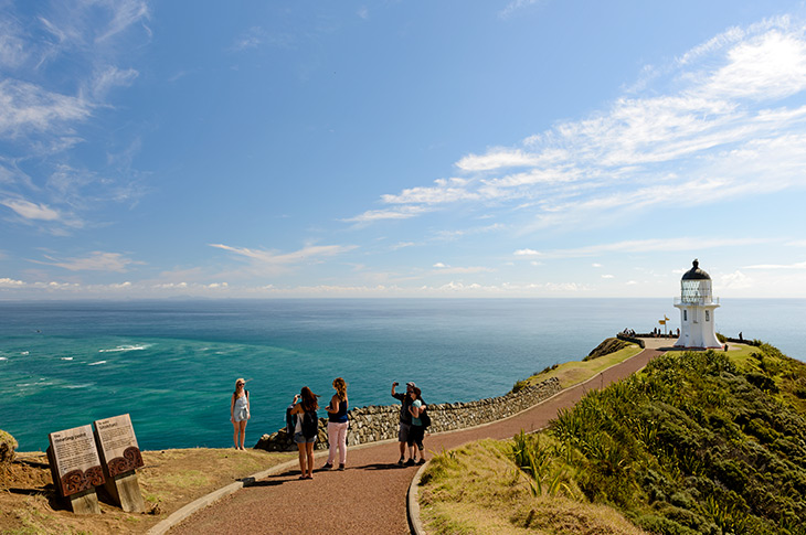 Bay of Islands Couple Itineraries Cape Reinga