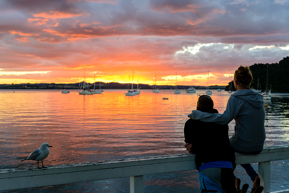 Bay of Islands Couples Itineraries