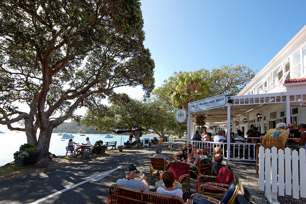 Bay of Islands Food and Drink Itineraries
