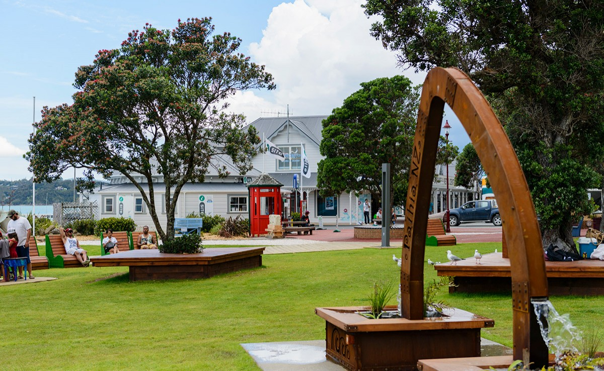 About Paihia, Bay of Islands NZ