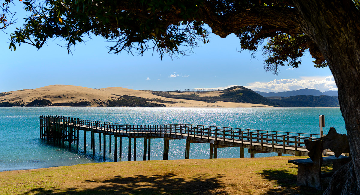 About Hokianga, Northland NZ