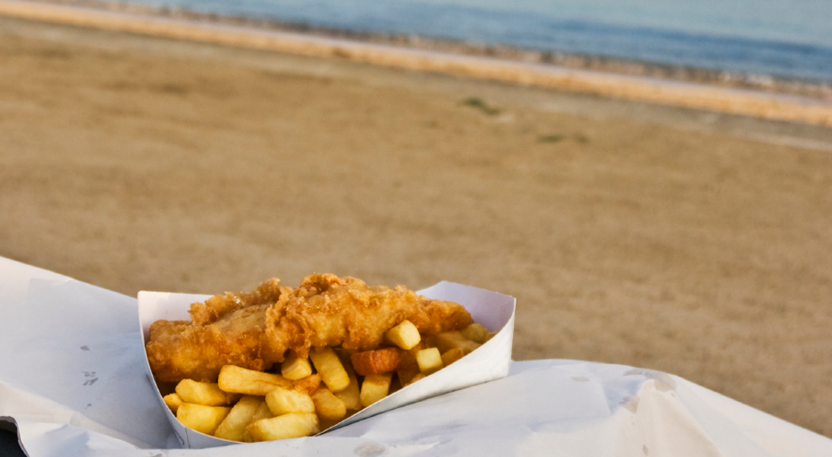Fish & Chips, Bay of Islands
