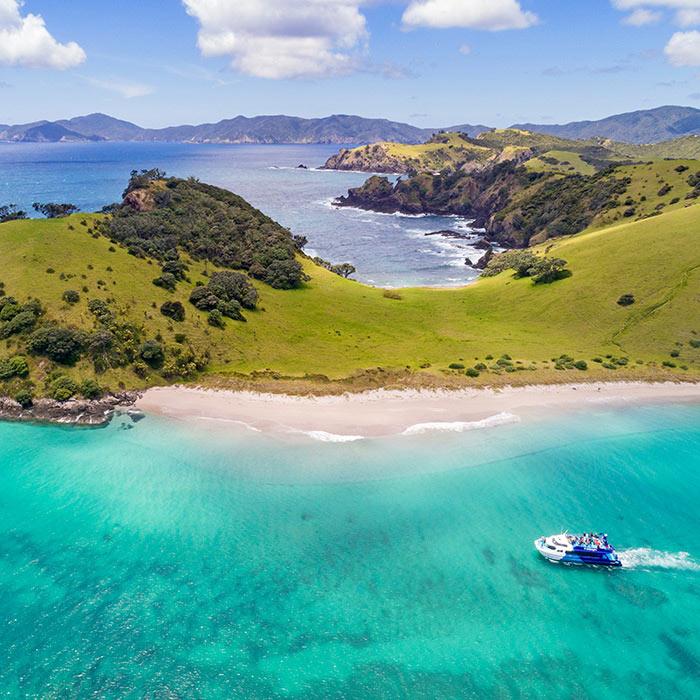 Cream Trip Island G9